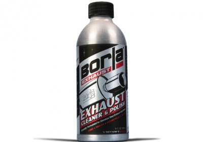 Stainless Steel Exhaust Cleaner & Polish 230ml