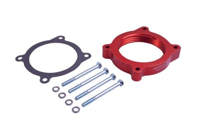 AIRAID PowerAid Ford Mustang F-150 Throttle Body Spacer 2011-17
