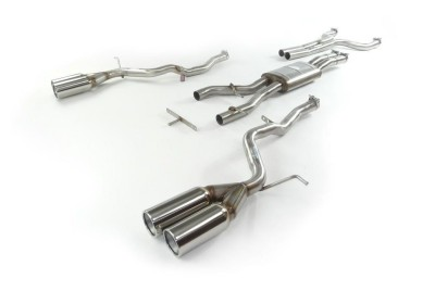 Jaguar XKR, XKR-S 5.0 Super Charged Sport Exhaust (2009-14)